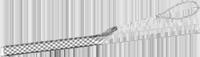 Поддерживающий кабельный чулок с одной петлёй
