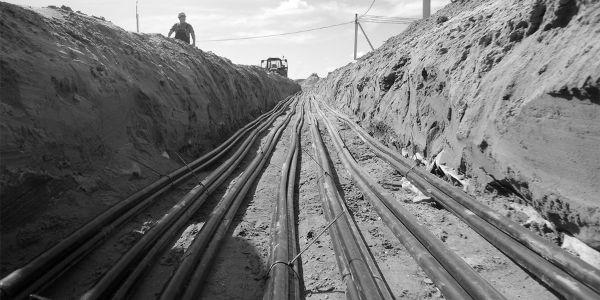 Чулок для протяжки кабеля в СПб