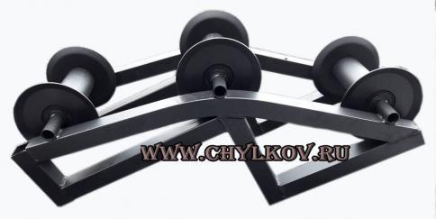 Кабельный ролик угловой РКУ 3-125