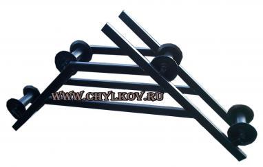 Кабельный ролик угловой вертикальный РКУ 160-В