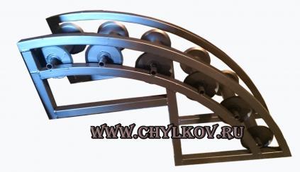 Ролик монтажный угловой РКУ 6-120А