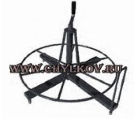 Стойка для размотки кабельных бухт СРБ-1 с ручкой