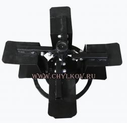 Складной технологический барабан ТБ-335 для станков намоточных типа СП 14-1У, СП 12-1У, СП 16-2У