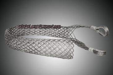 Кабельный чулок удлиненный КЧС 150/2У с двумя петлями