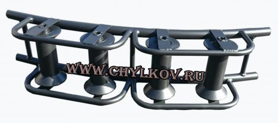 Ролик кабельный угловой KEG 4-11